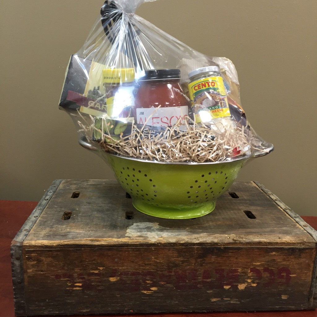 Holiday Gift Basket - Jim Alesci's