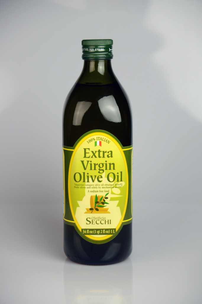 Secchi Extra Virgin Olive Oil, specialty item available at Jim Alesci's Place.