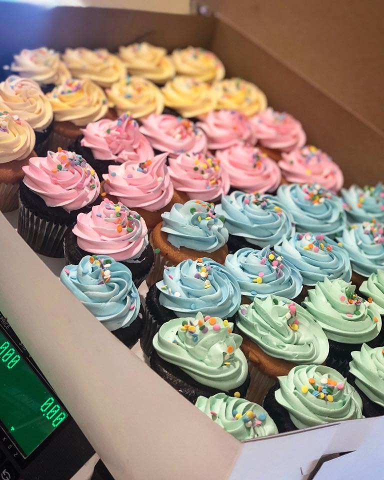 Throwing A Party Our Bakery Caters We Offer Birthday Cakes Cupcakes Cookies And Brownies Delivered To Your Door